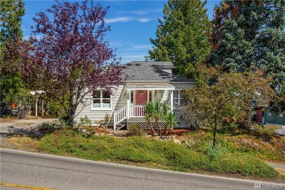 Seattle Single Family Home For Sale: 1822 S College St
