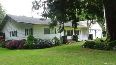 Bellingham WA Single Family Home For Sale: $519,000