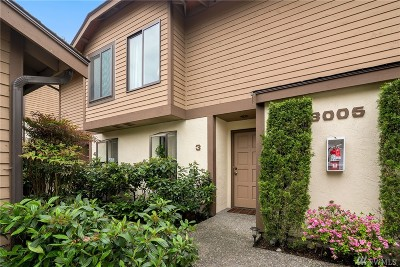 Kenmore Condo/Townhouse For Sale: 8005 NE 177th Ct #203