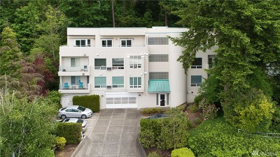 Bellevue Condo/Townhouse For Sale: 420 Bellevue Wy SE #203