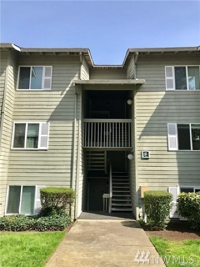 Condo/Townhouse For Sale: 25720 114th Ave SE #F306