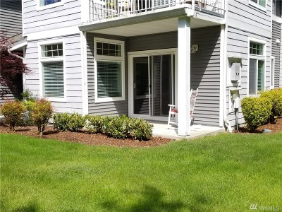 Snohomish Condo/Townhouse For Sale: 14200 69th Dr SE #M6