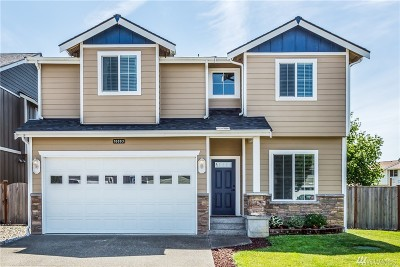 Yelm Single Family Home For Sale: 16663 Greenleaf Ave SE