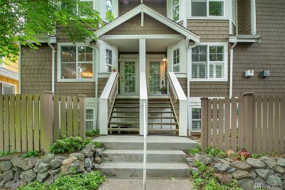 Seattle, Bellevue, Kenmore, Kirkland, Bothell Single Family Home For Sale: 4718 Interlake Ave N