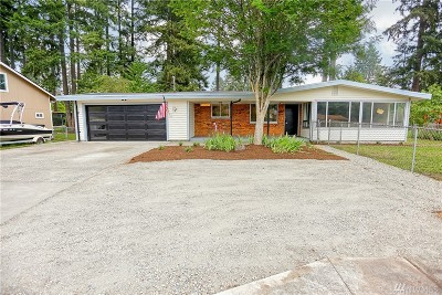 Spanaway Single Family Home For Sale: 15025 Spanaway Loop Rd S