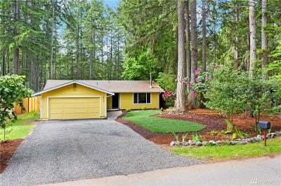 Gig Harbor Single Family Home For Sale: 14714 Aqua Dr NW