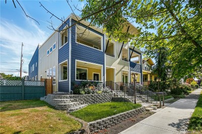 Tacoma Single Family Home For Sale: 709 S J St