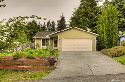 Olympia WA Single Family Home For Sale: $330,000