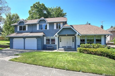 Renton Single Family Home For Sale: 18111 149th Ave SE