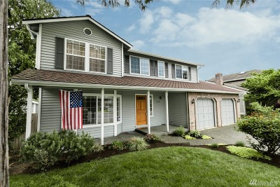 Everett Single Family Home For Sale: 12011 45th Ave SE