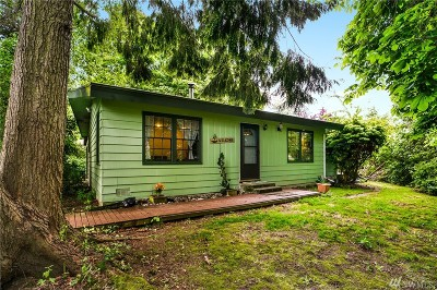 Snohomish County Single Family Home For Sale: 14725 Meadow Rd