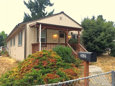 Bremerton Multi Family Home For Sale: 424 Willow St/2621 Reid Ave