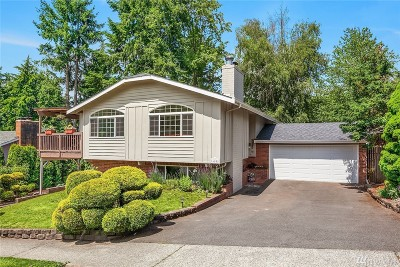 Redmond Single Family Home For Sale: 16808 NE 106th St