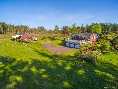 Lewis County Single Family Home For Sale: 1046 Logan Hill Rd