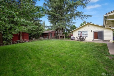 Snohomish County Single Family Home For Sale: 112 Powell Lane