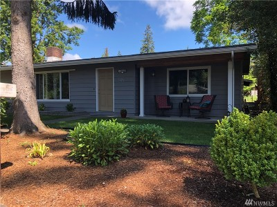 Shelton Single Family Home For Sale: 1226 W Alder St