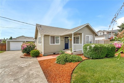 Tacoma Single Family Home For Sale: 9046 S L St