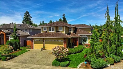 Snohomish Single Family Home For Sale: 4527 144th Place SE