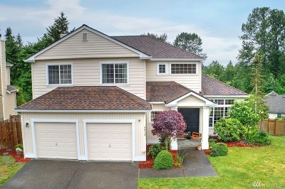 Newcastle Single Family Home For Sale: 8019 119th Ave SE