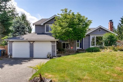 Renton Single Family Home For Sale: 18429 135th Place SE
