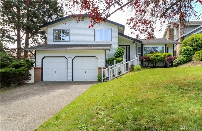 Federal Way Single Family Home For Sale: 2733 SW 347th Place