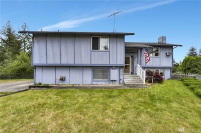 Bonney Lake Single Family Home For Sale: 22812 129th St E