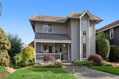 Kirkland Single Family Home For Sale: 143 8th Ave