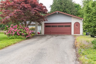 Skagit County Single Family Home For Sale: 3020 Cherokee Lane