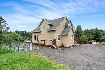 Lewis County Single Family Home For Sale: 130 Lakeside Dr
