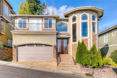 Tacoma Single Family Home For Sale: 1428 Browns Point Blvd