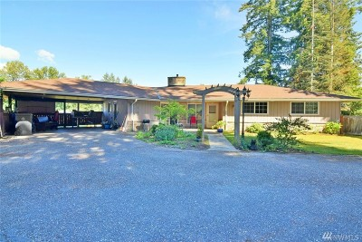 Arlington Single Family Home For Sale: 5125 Stanwood Bryant Rd