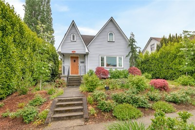 Tacoma Single Family Home For Sale: 216 S 59th St
