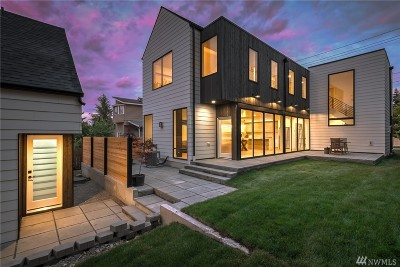 Seattle Single Family Home For Sale: 4408 Holly St
