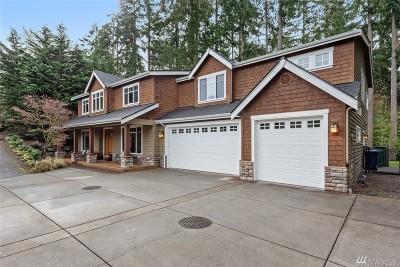 Kirkland Single Family Home For Sale: 4715 112th Ave NE