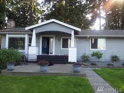 Bonney Lake Single Family Home For Sale: 4921 N Vista Dr E