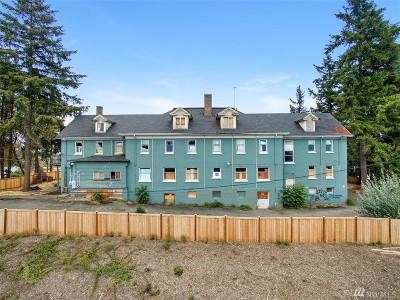 Pierce County Multi Family Home For Sale: 5210 S State St