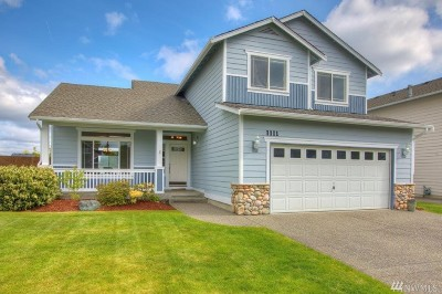 Orting Single Family Home For Sale: 1111 Williams St NW