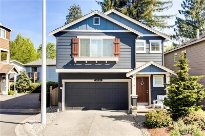 Lake Stevens Single Family Home For Sale: 9201 13th St NE