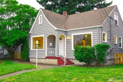 Tacoma Single Family Home For Sale: 6242 S Warner St
