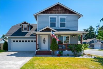 Oak Harbor WA Single Family Home For Sale: $359,000