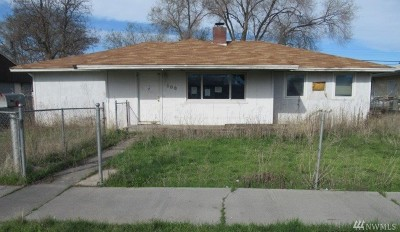 Moses Lake Single Family Home For Sale: 508 S Grand Dr