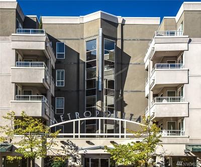 Condo/Townhouse For Sale: 925 110th Ave NE #PH09