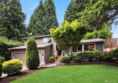 Woodinville Single Family Home For Sale: 13312 NE 190th Place