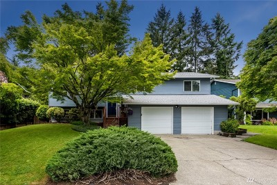 Woodinville Single Family Home For Sale: 12926 NE 147th Place