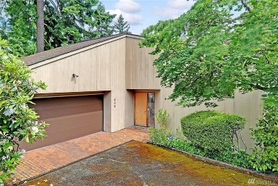 Bellevue Single Family Home For Sale: 840 97th Ave SE