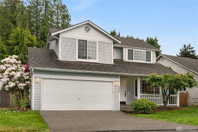Lake Stevens Single Family Home For Sale: 9506 16th Place NE