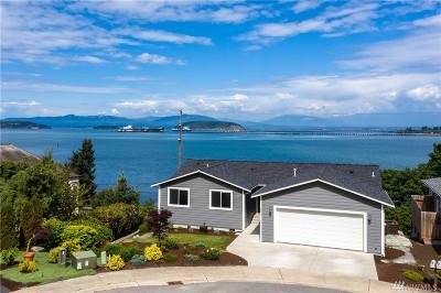 Anacortes WA Single Family Home For Sale: $539,000