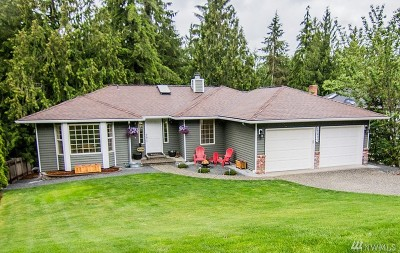 Snohomish Single Family Home For Sale: 17925 124th St SE