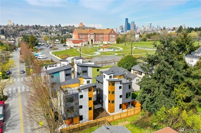 Seattle Single Family Home For Sale: 1528 25th Ave S