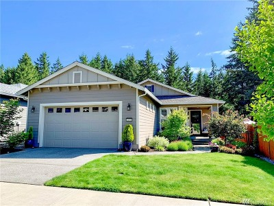 Lacey Single Family Home For Sale: 4630 Meriwood Dr NE